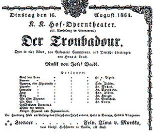 Opera Trubadur