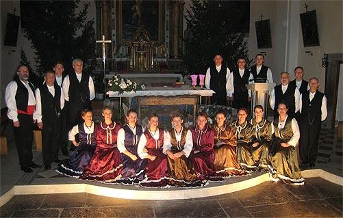 Božićni koncert 2007