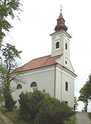 Župna crkva Sv. Antuna Padovanskog u Generalskom Stolu