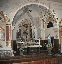 Oltar crkve Sv. Jurja