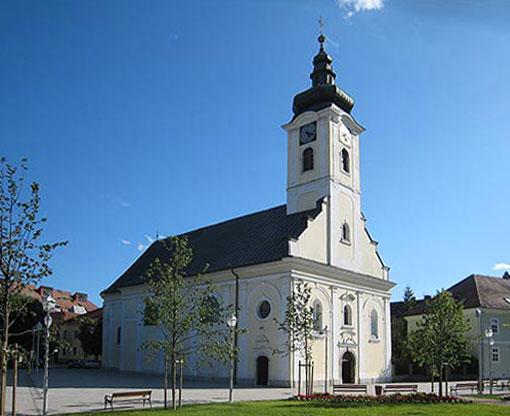 Crkva Sv. Križa Ogulin