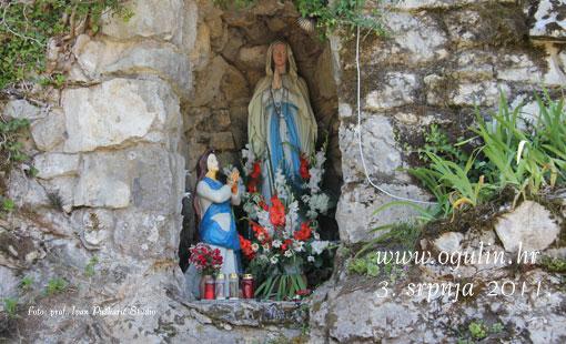 Svetište Gospe Lurdske u Trošmariji