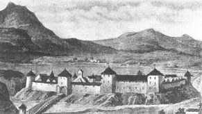 Stara tvrđava Ogulin