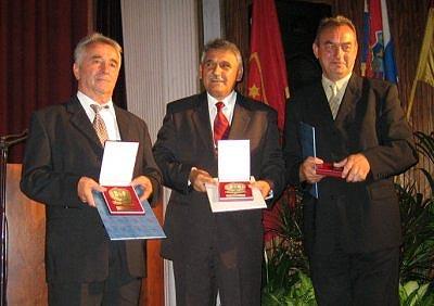 Dobitnici javnih priznanja 2005. godine