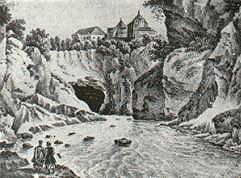 Đulin ponor iz 1830. godine