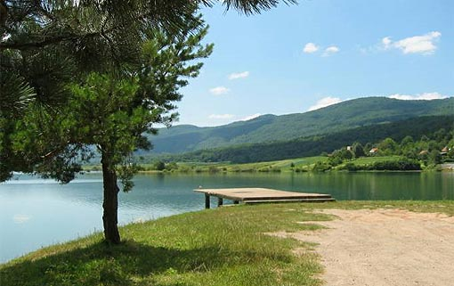 Jezero Sabljaci