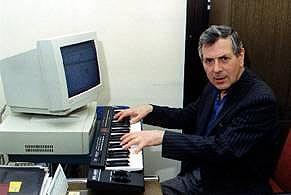 Josip Magdić u INFOCENTRU