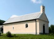Kapela Blažene Djevice Marije u Kaševarima
