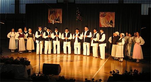 Županijska smotra izvornog folklora u Ogulinu