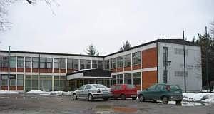 Matična zgrada Prve osnovne
