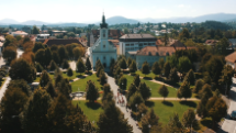 Čestitka za Dan grada Ogulina i župe Sv. Križa