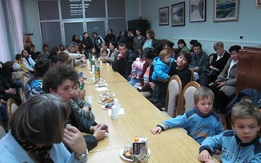 Djeca na prijemu kod gradonačelnika Grada Ogulina – 2009.