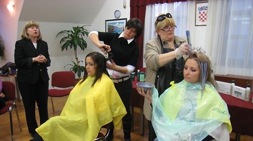 Stručni seminar za ogulinske frizere 2009
