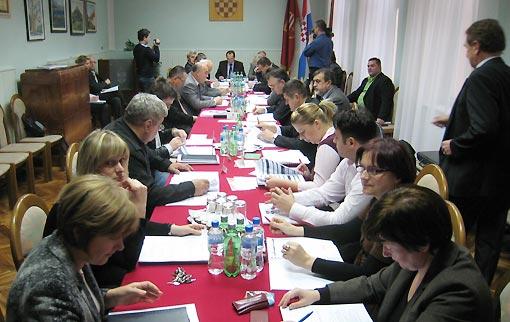 Sjednica Gradskog vijeća 17. studenoga 2009.