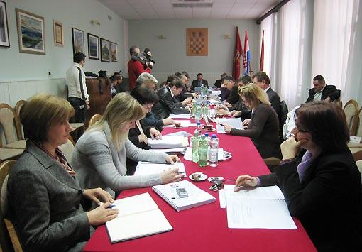 Odluke i zaključci 5. sjednice Gradskog vijeća Grada Ogulina održane 18. prosinca 2009.