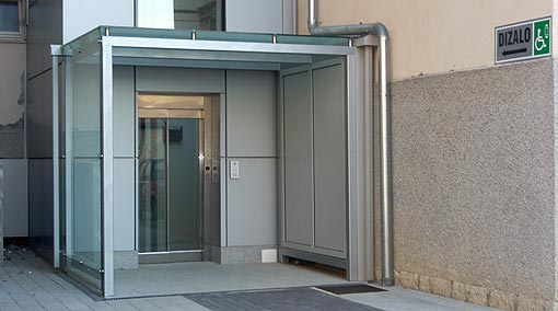 Arhitektonska rjesenja za osobe s invaliditetom