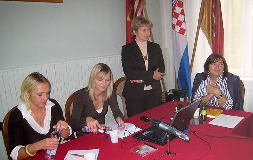 Naša Ogulinka mr. sc. dr. Nives Šikanić Dugić, spec. ginekolog