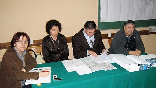 Predavanje u Turkovićima - projekt zaštite od poplava