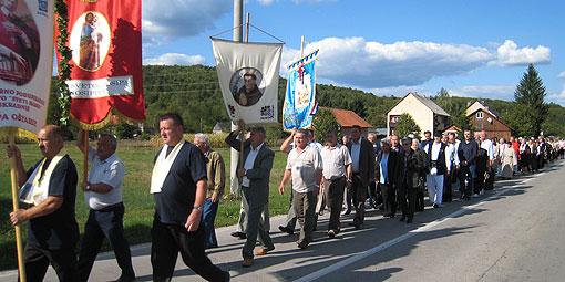 Ogulinska dobrotvorna društva obilježila blagdan sv. Marka Križevčanina u Skradniku
