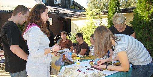 Partnerske radionice Udruge Radost na Jezeru Sabljaci