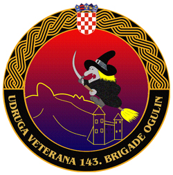 Osnivanje Udruge veterana 143. brigade Ogulin