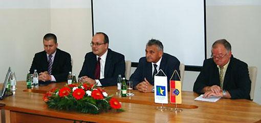 Župan Vučić otvorio Međunarodni skup energetske agencije u Ogulinu