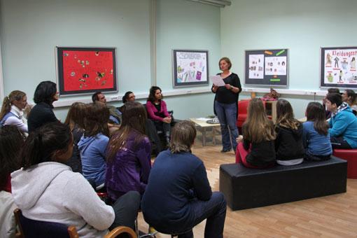 Posjeta njemačke književnice ogulinskom školstvu