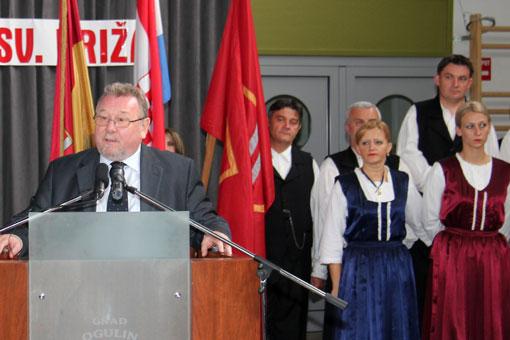 Vladimir Šeks bio na proslavi Dana Grada i Župe