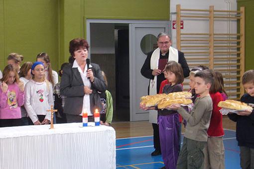 Svečanost blagoslova kruha