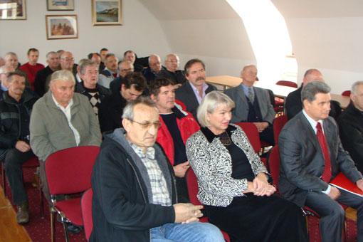 U Ogulinu osnovana Udruga dragovoljaca Narodne zaštite Domovinskog rata