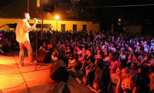 Giuliano održao  koncert u Ogulinu