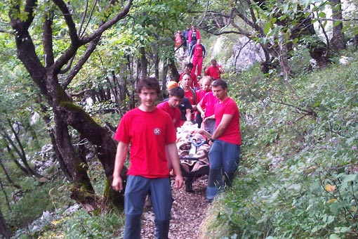 Akcija spašavanja planinara na Kleku