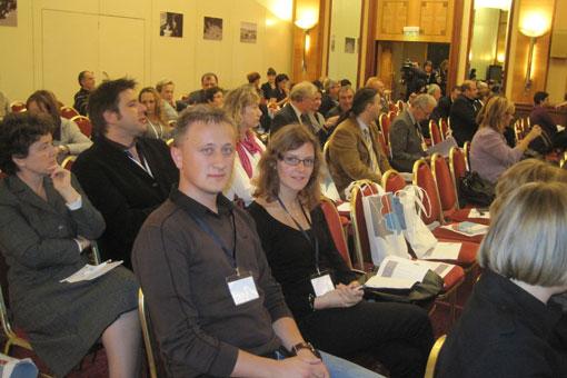 Članovi Savjeta mladih Grada Ogulina na Međunarodnoj konferenciji
