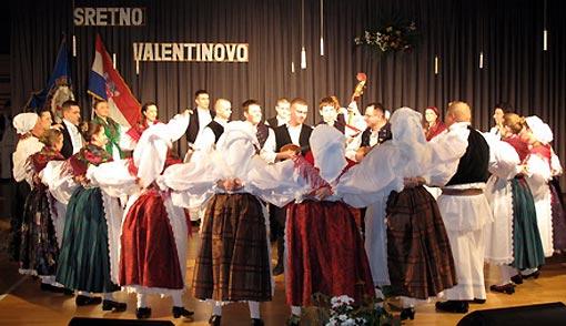 "KUD ""Sv. Juraj"" Zagorje poziva Vas na Valentinovo 2011"