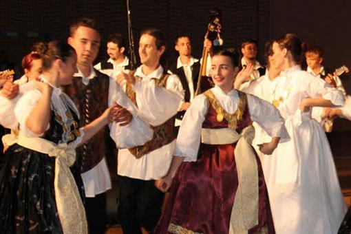 12. smotra koreografiranog folklora Karlovačke županije