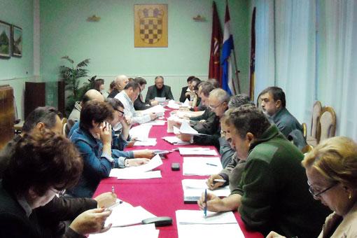 Sastanak predsjednika mjesnih odbora Grada Ogulina