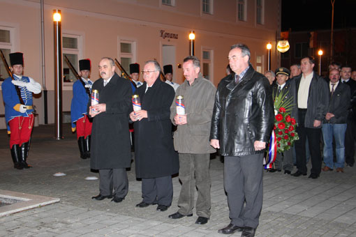 Obilježena  godišnjica 143. brigade Hrvatske vojske Ogulin