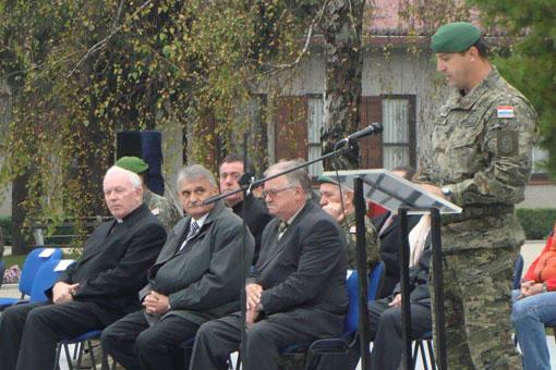 Obilježena 10. obljetnica Vojno-obavještajne bojne