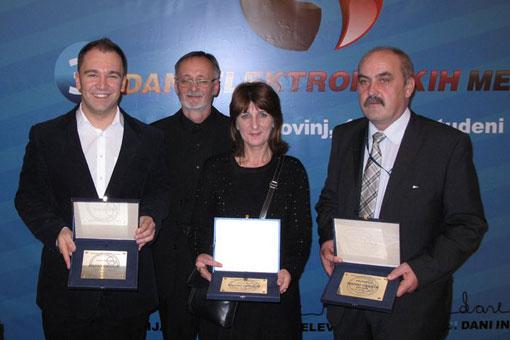 Radio Ogulinu dodijeljene 3 nagrade u Rovinju