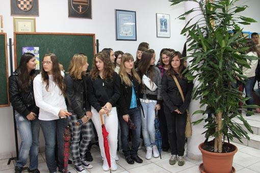 Započela nova školska godina i služena sv. misa za srednjoškolce