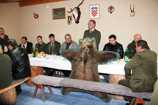 Ogulinski lovci obilježili blagdan sv. Huberta