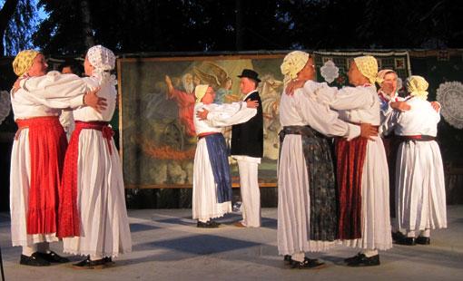 """KUD """"Tounjčica"""" predstavljao Karlovačku županiju na smotri u Velikoj Kopanici"""
