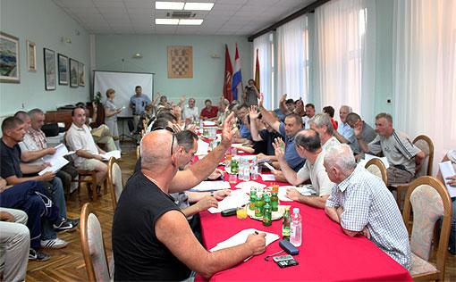 Osnivačka skupština Udruge veterana 143. brigade HV