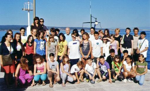 15. LJetna škola dječjih foruma u Selcu