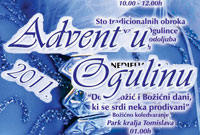 Advent u Ogulinu 2011