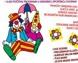 Male mačkare – u nedjelju 27. veljače 2011. – Sportska dvorana Ogulin, Bolnička 11