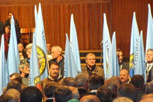 Ogulinci nazočili proslavi 20. obljetnice od osnivanja odreda Narodne zaštite