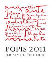 Popisivači za popis stanovništva 2011