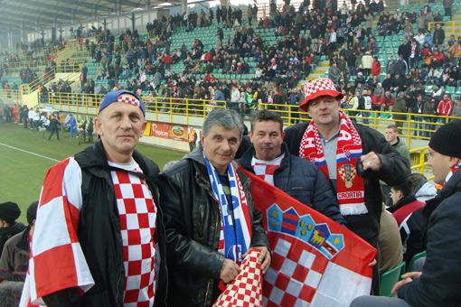 Navijači iz Ogulina uz Vatrene na novom stadionu protiv Češke