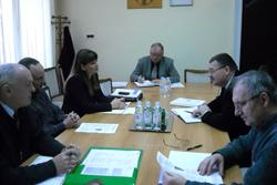 Sastanak s  predstavnicima Razvojne agencije Karlovačke županije